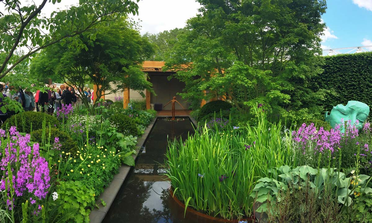 deepdale trees - supplying exhibits at the 2016 rhs chelsea flower show